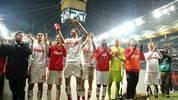 Die Hoffnung auf den Klassenerhalt lebt wieder beim 1. FC Köln