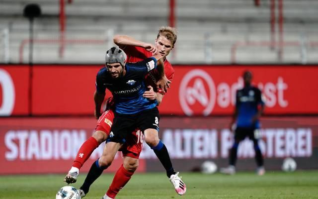 Klaus Gjasula verlässt den SC Paderborn