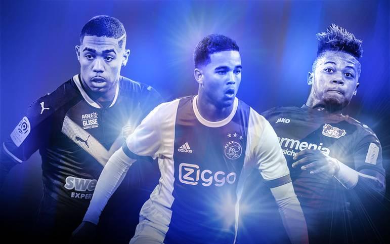 2017 spielten sich zahlreiche junge Spieler in den europäischen Topligen in den Fokus. Aber wer mischt im kommenden Jahr die Fußballwelt auf? SPORT1 zeigt 18 Spieler unter 21 Jahren, die man 2018 auf dem Radar haben muss