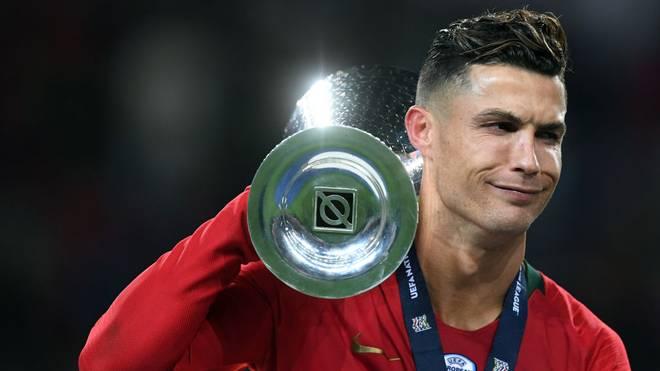 Cristiano Ronaldo löste in seinem Heimatland einen großen Hype aus