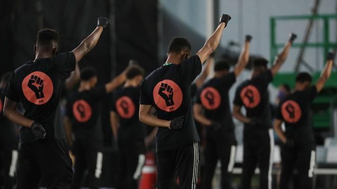 Die dunkelhäutigen Spieler der MLS erinnern an Olympia 1968