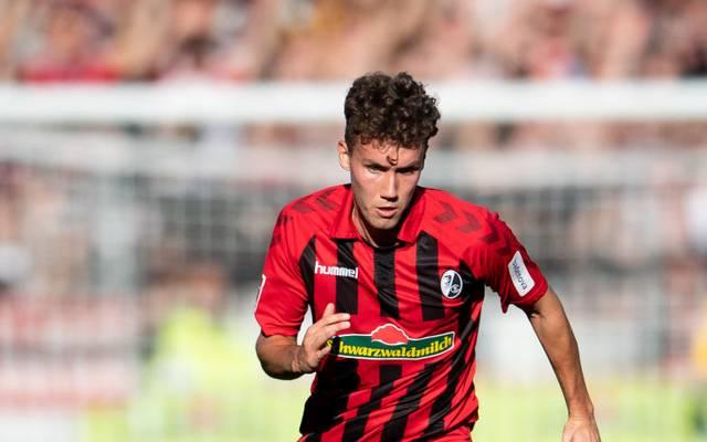 Luca Waldschmidt spielt für den SC Freiburg