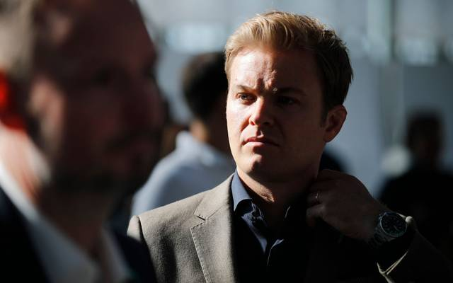 Nico Rosberg spricht eine Warnung an die Formel-1-Fahrer aus