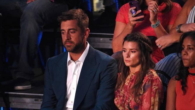 Aaron Rodgers und Danica Patrick sind offenbar nicht mehr zusammen