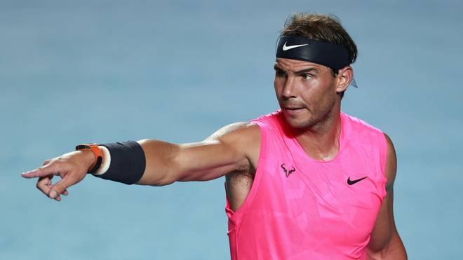 Rafael Nadal  setzt die Coronakrise zusehends zu