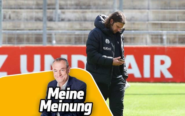 Torsten Frings ist nicht länger Trainer bei Drittligist SV Meppen