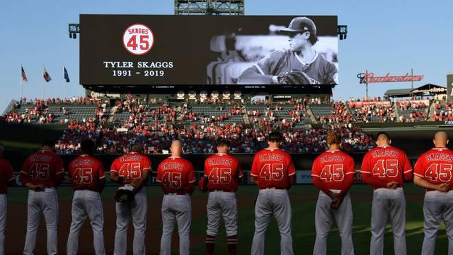 Die MLB reagiert mit einer neuen Drogenpolitik auf den Tod von Tyler Skaggs