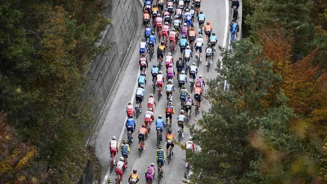 Beim Giro d'Italia treten zwei weitere Corona-Fälle auf
