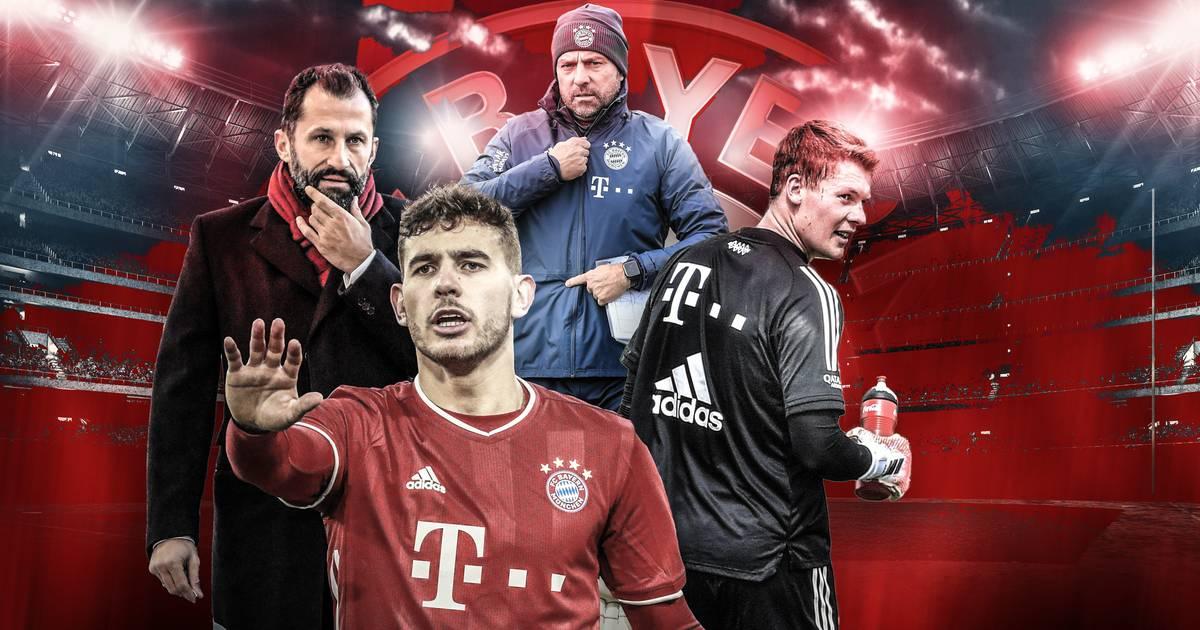 FC Bayern: Alaba, Sané und Co. - Diese Themen sorgen für Unmut