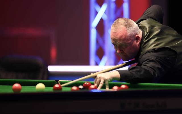 John Higgins sicherte sich bereits vier Mal den Titel bei der Snooker-WM