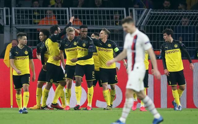 Die deutschen Klubs feiern in Europa eine perfekte Woche