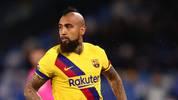 Arturo Vidal könnte bald in Argentinien spielen
