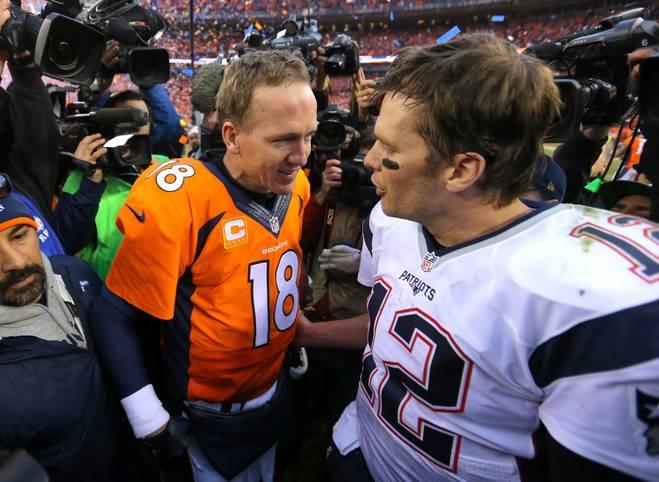 Peyton Manning vs. Tom Brady - im AFC Championship Game kommt es zum Aufeinandertreffen der beiden Quarterback-Legenden. Und das Duell um den Super-Bowl-Einzug hält alles, was es verspricht. SPORT1 zeigt die Bilder