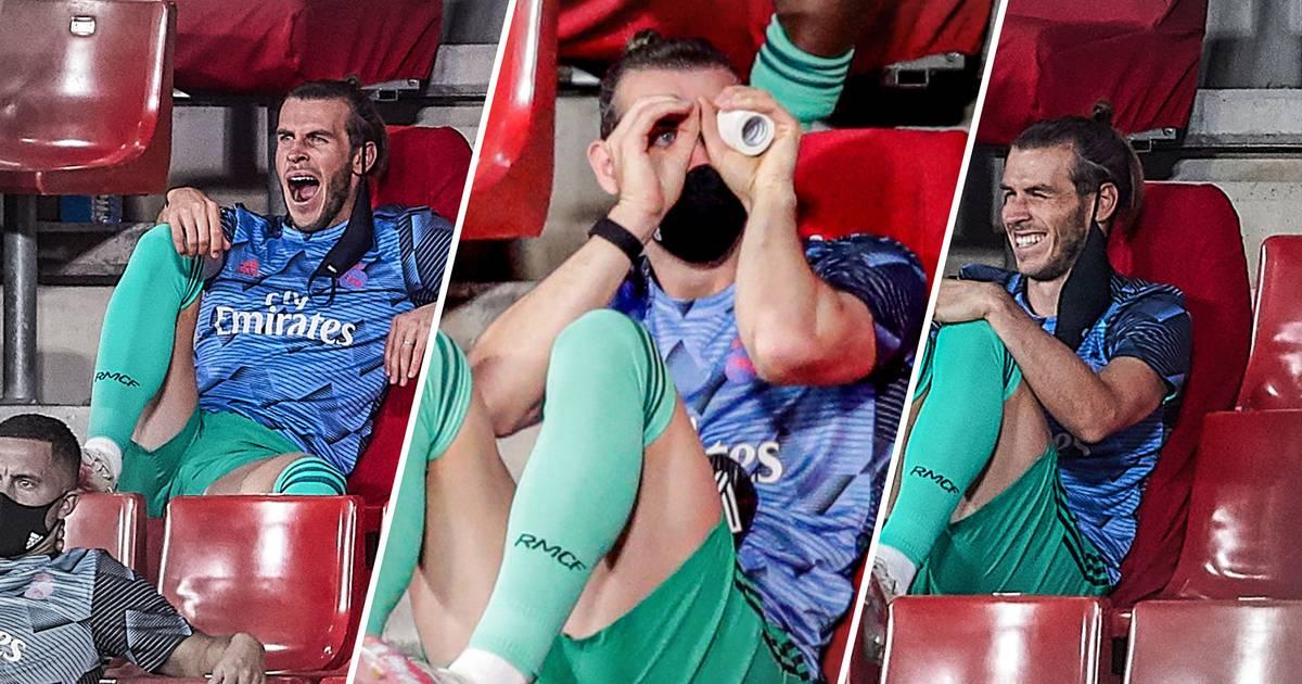 La Liga: Gareth Bale provoziert Real Madrid bei Sieg in Granada