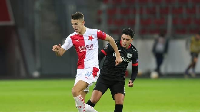 Petar Musa ist bis Saisonende von Slavia Prag an Union Berlin ausgeliehen