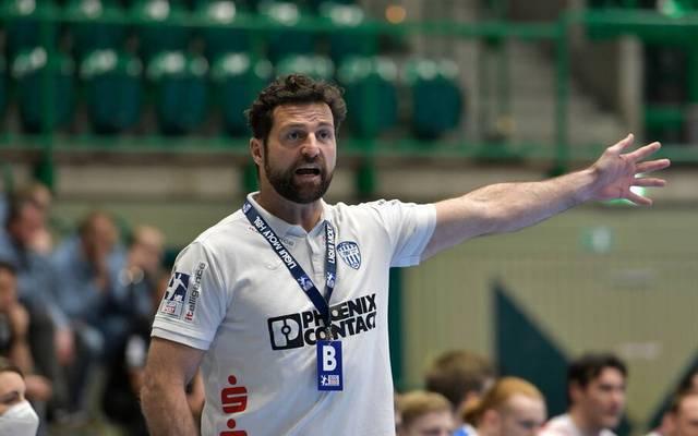 Florian Kehrmann ist Trainer in Lemgo