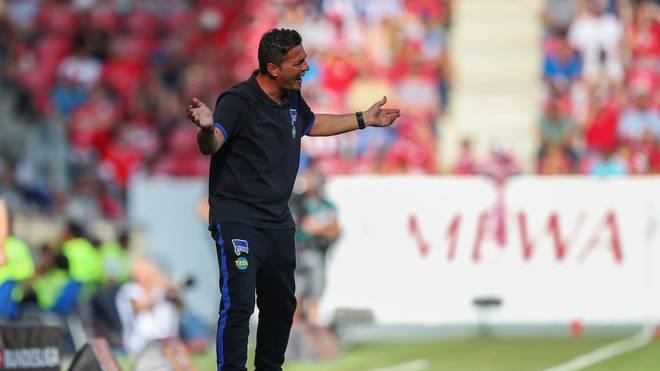 Ante Covic wartet noch auf seinen ersten Bundesliga-Sieg
