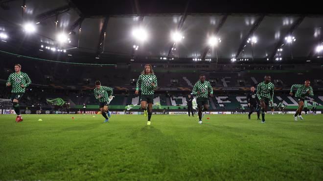 Der VfL Wolfsburg will das Training wieder aufnehmen