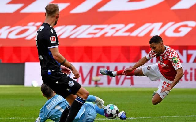 Arminia Bielfeld und Mainz 05 stecken tief im Abstiegskampf