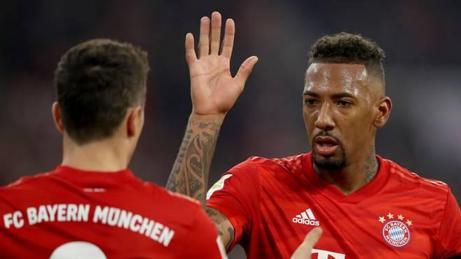 Jérôme Boateng steht beim FC Bayern noch bis 2021 unter Vertrag