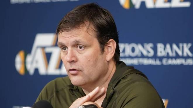 Dennis Lindsey ist seit 2012 General Manager der Utah Jazz