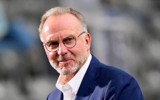 Karl-Heinz-Rummenigge hofft trotz Absage der Politik auf Fan-Rückkehr.