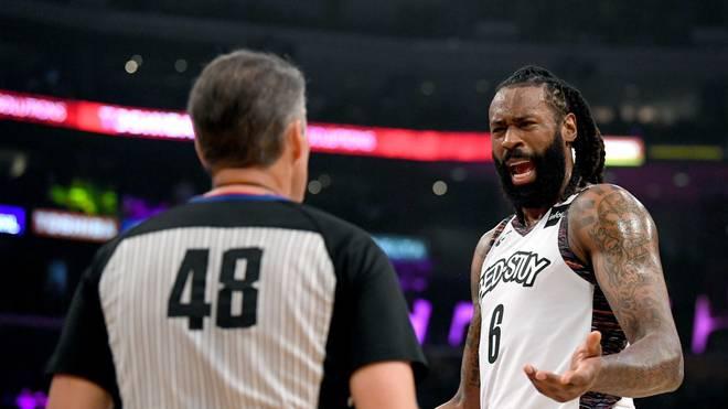 Auch Nets-Star DeAndre Jordan fehlt seinem Team wegen Corona beim NBA-Restart
