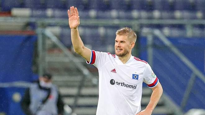 Simon Terodde will auch gegen Kiel treffen