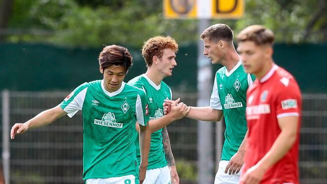 Werder Bremen fährt den nächsten Sieg ein