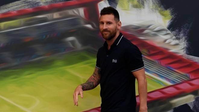 Lionel Messi hat neuerdings ein eigenes Modelabel