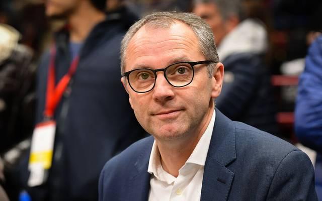 Stefano Domenicali war von November 2007 bis April 2014 Teamchef der Scuderia