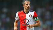 DOETINCHEM, NETHERLANDS - AUGUST 12:  Robin van Persie of Feyenoord looks on during the Eredivisie match between De Graafschap and Feyenoord at Stadion De Vijverberg on August 12, 2018 in Doetinchem, Netherlands.  (Photo by Dean Mouhtaropoulos/Getty Images)