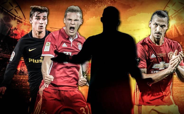 Die UEFA hat die offizielle Liste für das Team des Jahres veröffentlicht. 40 Spieler aus den Topligen Europas stehen zur Wahl. Darunter auch fünf Spieler aus der Bundesliga. Auch einige Überraschungskandidaten haben sich in die Liste gemischt.