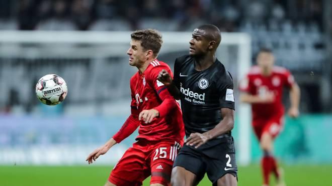 Bundesliga: Eintracht Frankfurt - FC Bayern auch im Free-TV