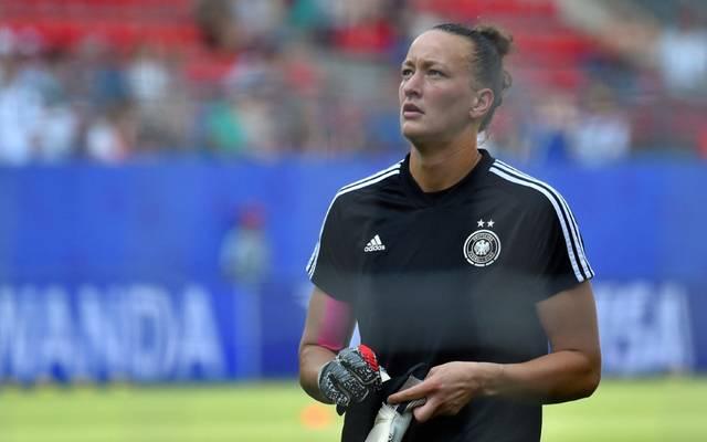 Fußball-Nationaltorhüterin Almuth Schult kehrt zurück