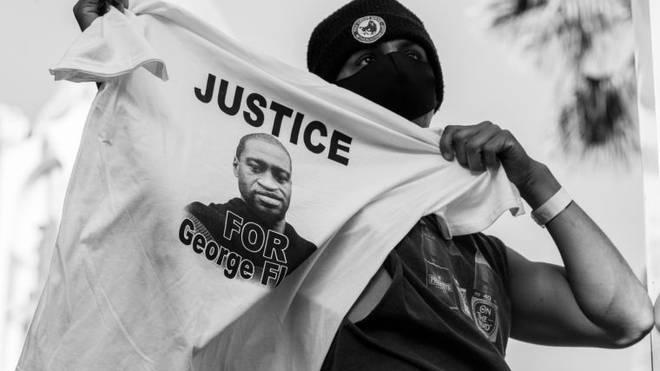 Der Tod von George Floyd ist Anlass der neuen Anti-Rassismus-Proteste