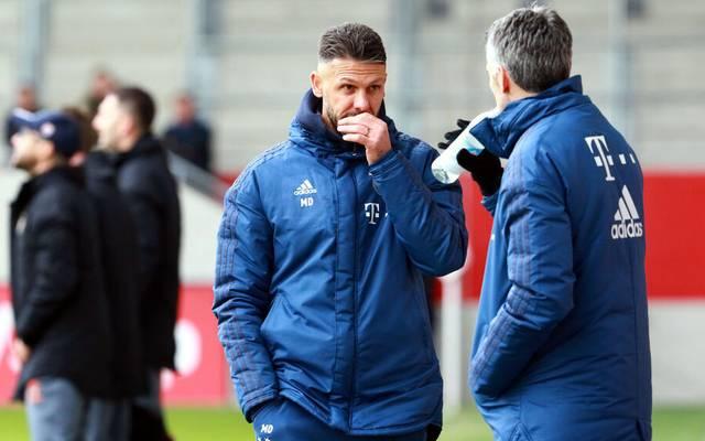 Martin Demichelis und Danny Schwarz könnten bald die Verantwortung für Bayern II übernehmen