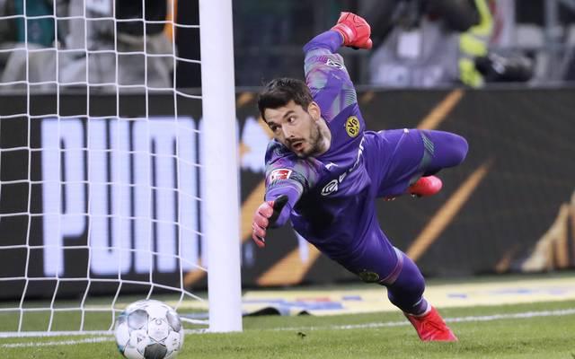Roman Bürki wird seinen Vertrag bei Borussia Dortmund verlängern