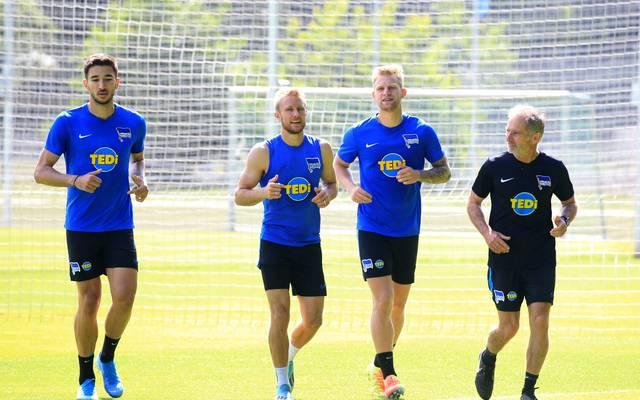 Hertha startet am 27. Juli in die Vorbereitung auf die neue Bundesliga-Saison
