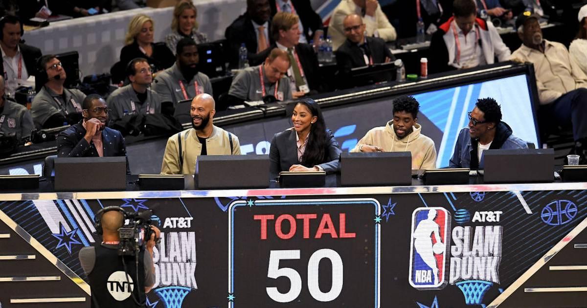 NBA, Dunk-Contest: Schummelte Dwyane Wade bei Dunking-Farce um Gordon