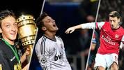 Der Regisseur muss eine Zwangspause einlegen. Für Mesut Özil ist das Fußball-Jahr 2014 wegen einer Teilruptur des Außenbandes des linken  Kniegelenks vorzeitig beendet. Es ist ein erneuter Tiefpunkt auf andauernden Achterbahnfahrt des Nationalspielers. Özils Karriere schwankt von Beginn an zwischen Glanzleistungen und Formkrisen, nicht umsonst ist immer wieder vom Teilzeit-Magier die Rede. SPORT1 zeigt die Aufs und Abs in Özils Karriere
