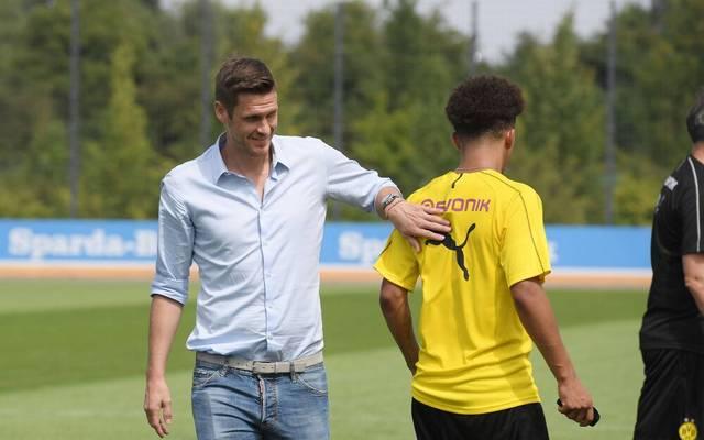 Sebastian Kehl ist Lizenzspielerchef beim BVB