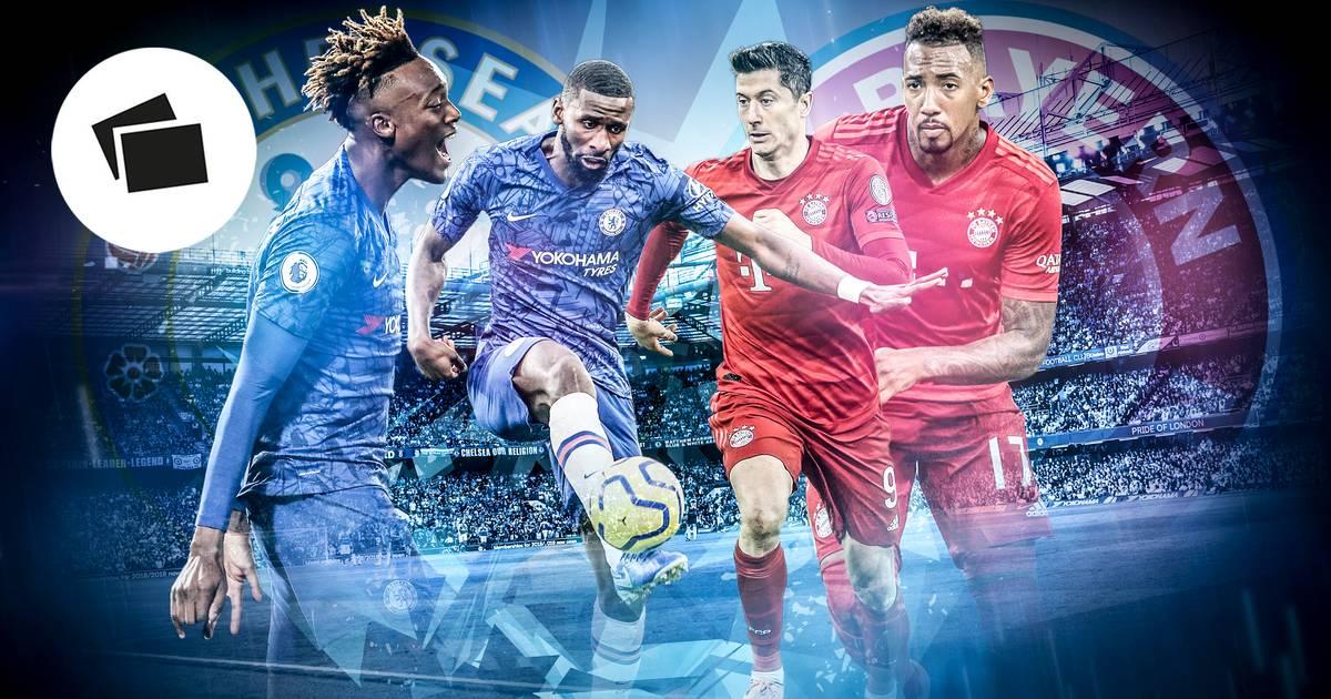 FC Chelsea - FC Bayern in der Champions League: die Schlüsselduelle