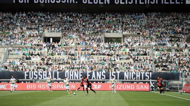 """In der kommenden Saison sollen im Borussia-Park wieder die """"echten"""" Fans stehen"""