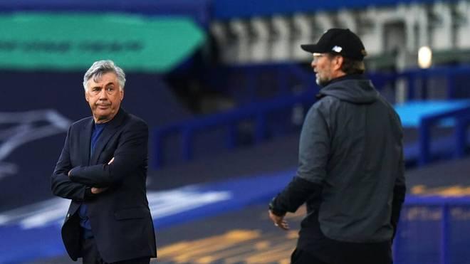 Carlo Ancelotti nimmt die Tabellenspitze ins Visier