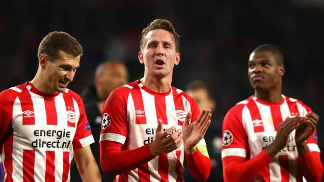 PSV gibt acht Spielern den Laufpass