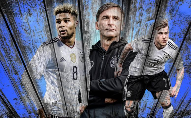 Vom 16. bis 30. Juni spielen Deutschlands Top-Talente bei der UEFA U21-EM 2017 (LIVE im TV auf SPORT1). Das Ziel ist der Titel...