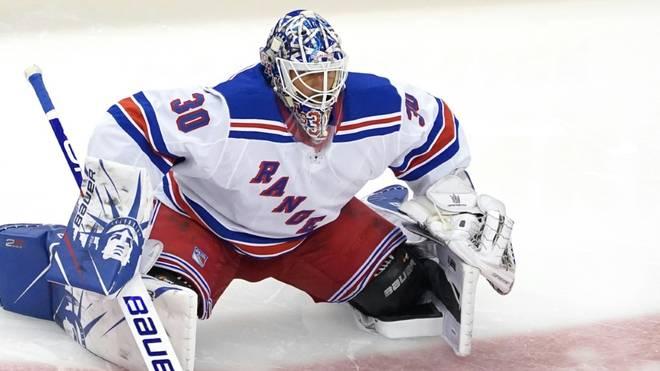 Henrik Lundqvist spielte lange Zeit bei den New York Rangers