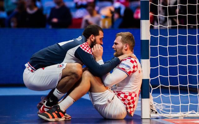 Kroatien hat zum dritten Mal ein EM-Finale verloren