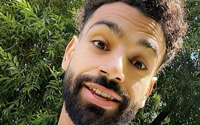 Mohamed Salah präsentiert seinen neuen Look